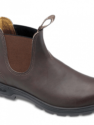 b5e78f9c165 REDBACK BOBCAT SLIP ON BROWN BOOT UBOK - The Workers Shop