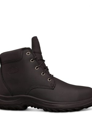 54944c6a327 BLUNDSTONE SAFETY ZIP SIDE BOOT WHEAT 992 - The Workers Shop