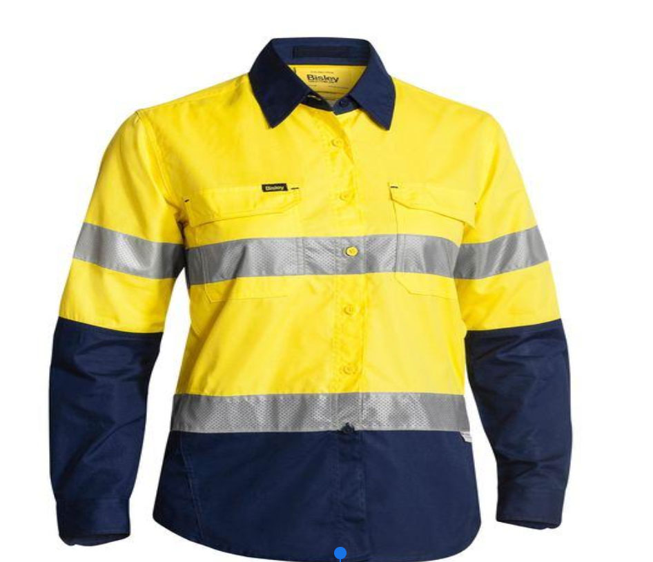 Bisley flame-proof fluro work top