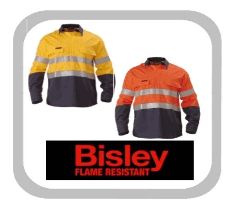Flame resistant premium workwear by Bisley