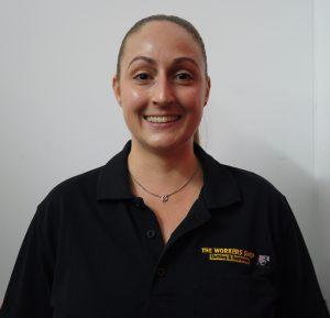 Nicole staff member