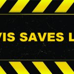 High visibility fluorescent work clothes has been proven to save lives.