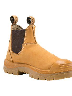 Steel blue hobart bump cap steel toe safety boots 332101