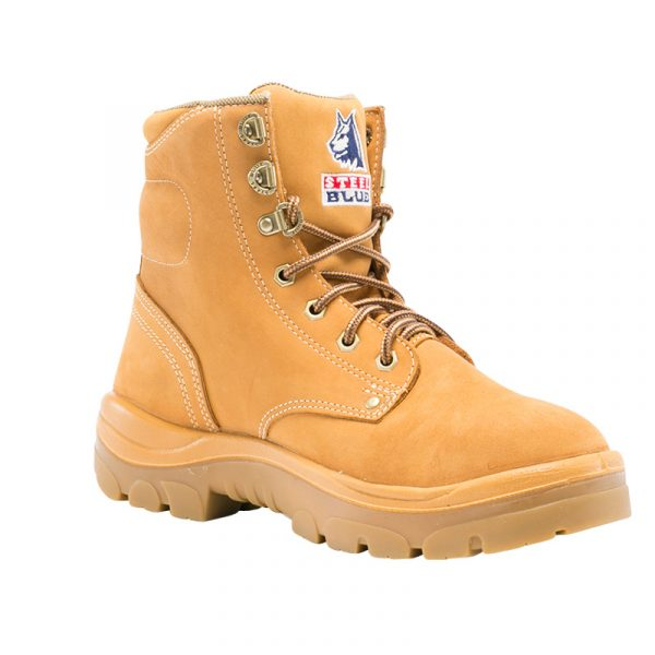 Steel Blue Work Boots Wheat - Argyle 150mm 312102
