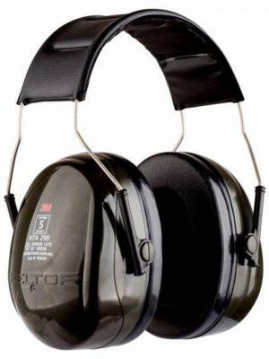 3m Peltor Green Earmuff H7a