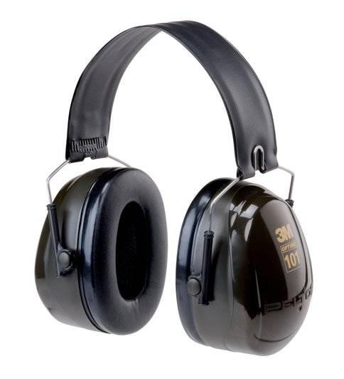 3m Peltor Green Foldable Earmuff H7f