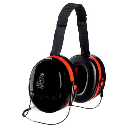 3m Peltor Red Neckband Earmuff H10b