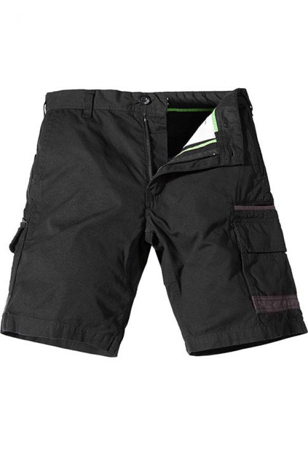 FXD Cargo Shorts Black WS-1