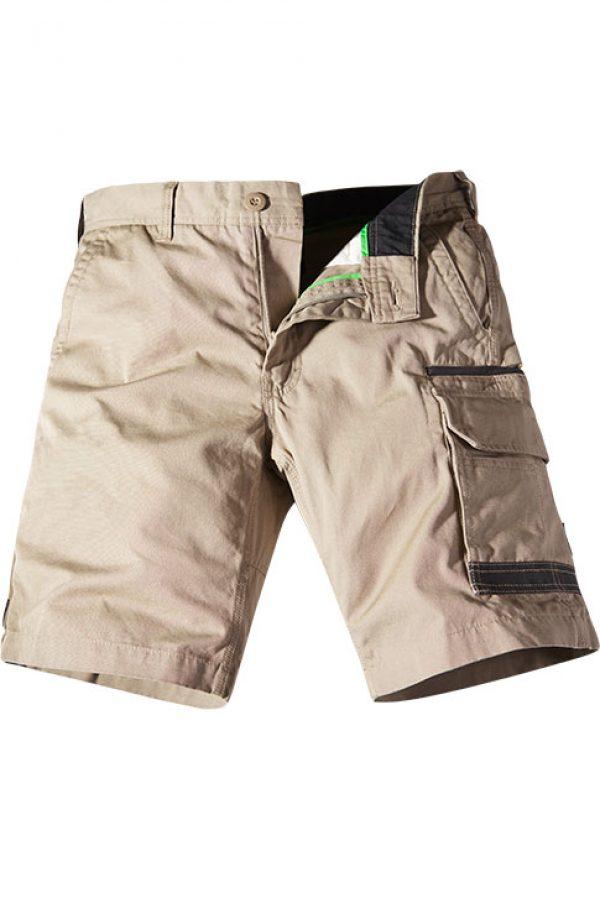 FXD Cargo Shorts Khaki WS-1