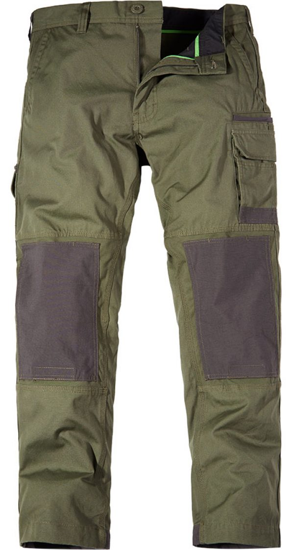 FXD Cargo Trousers Olive WP-1