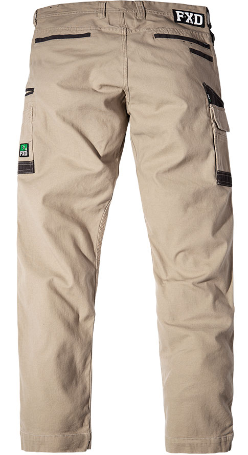Fxd Stretch Trousers Khaki WP-3