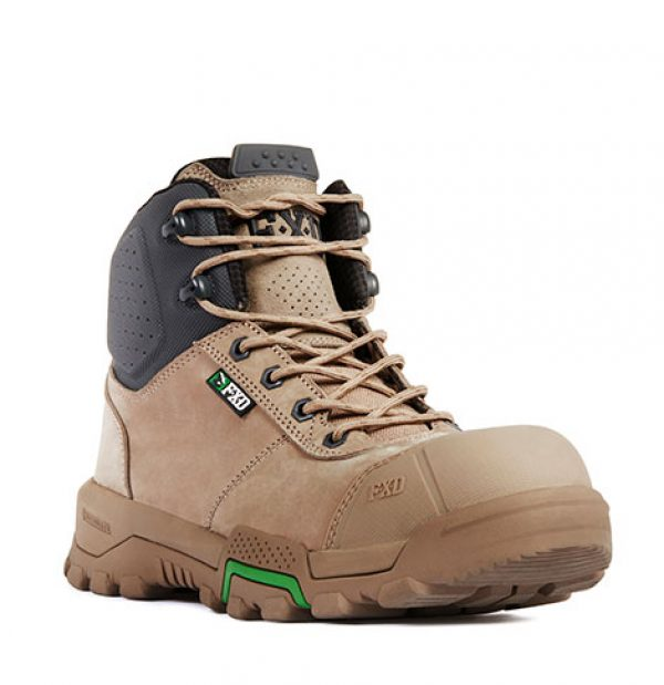Fxd Zip 4.5inch Boot Stone Wb2