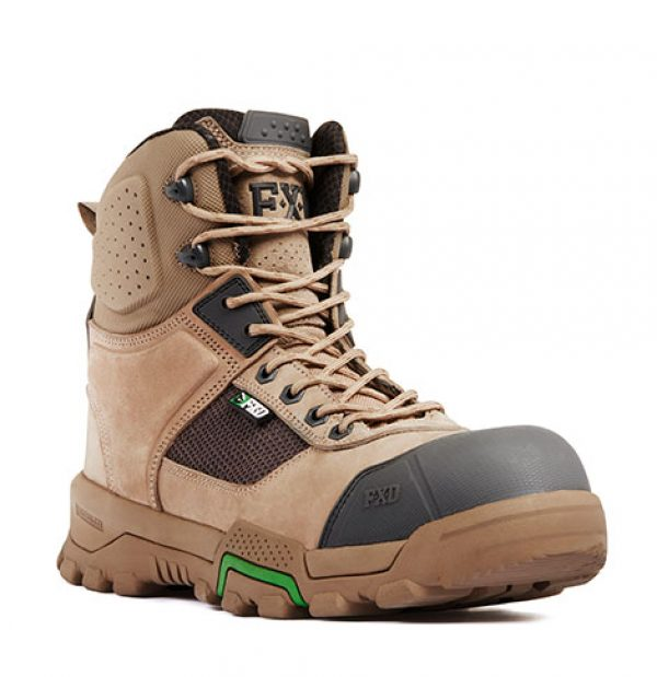 Fxd Zip 6inch Boot Stone Wb1