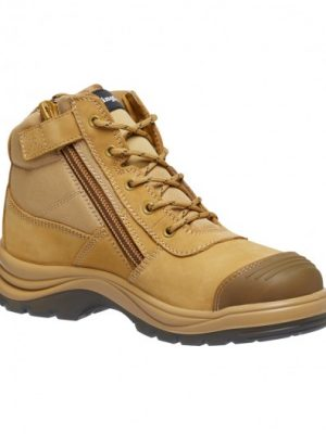 King Gee Safety Zip Boot K27100