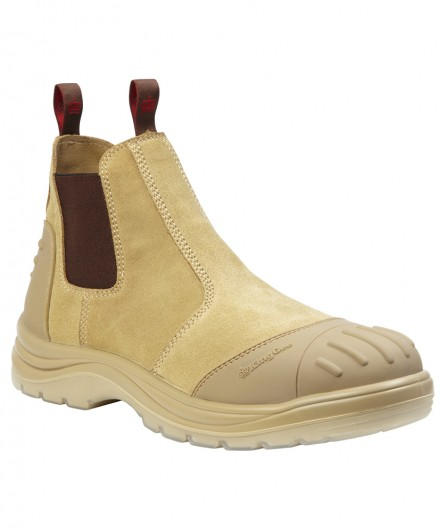 King Gee Slip On W/toe Bump Boot K25552