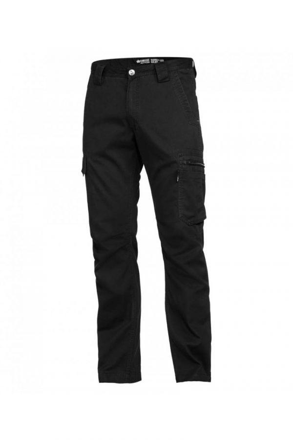 King Gee Summer Tradie Pants Black K13290