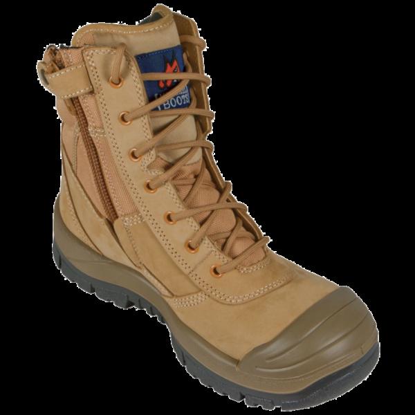 Mongrel High Leg Zip Side Boot 451050