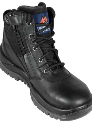 Mongrel Non Safety Low Zip Boot 961020
