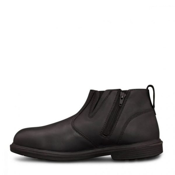 Oliver Zip Side Slip On 38265