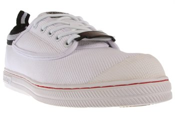Safety Volley Shoe White