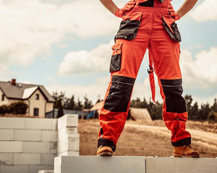 construction pants