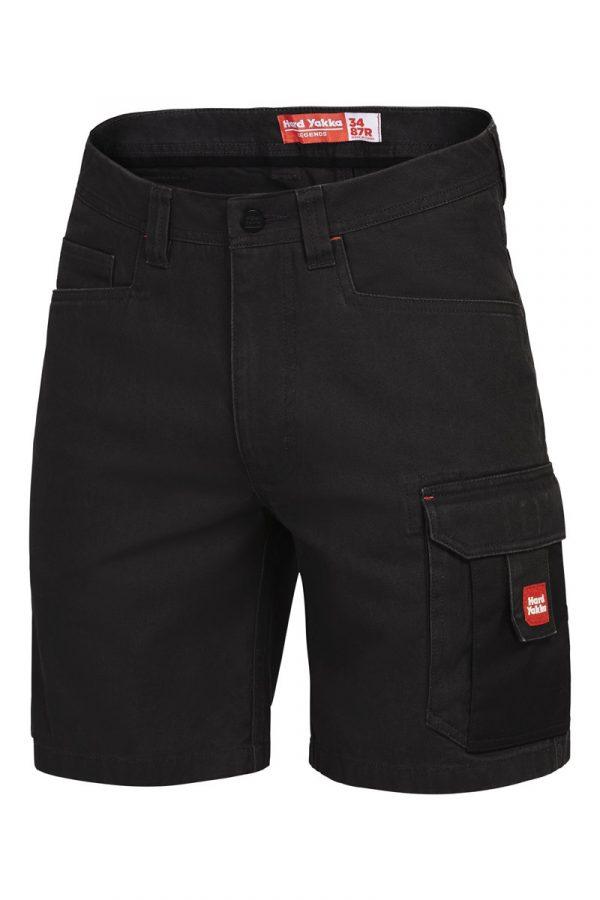 Yakka Legends Shorts Black Y05066