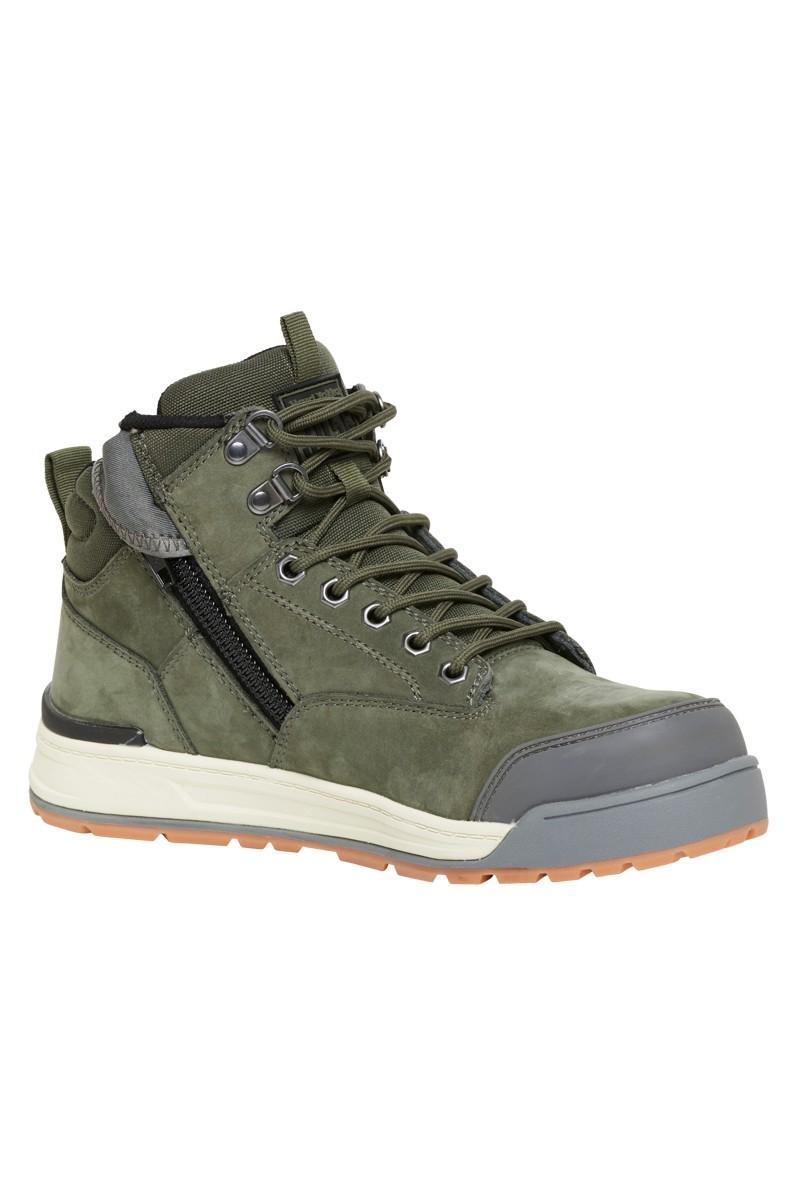 Yakka Zip Safety Boot Y60203