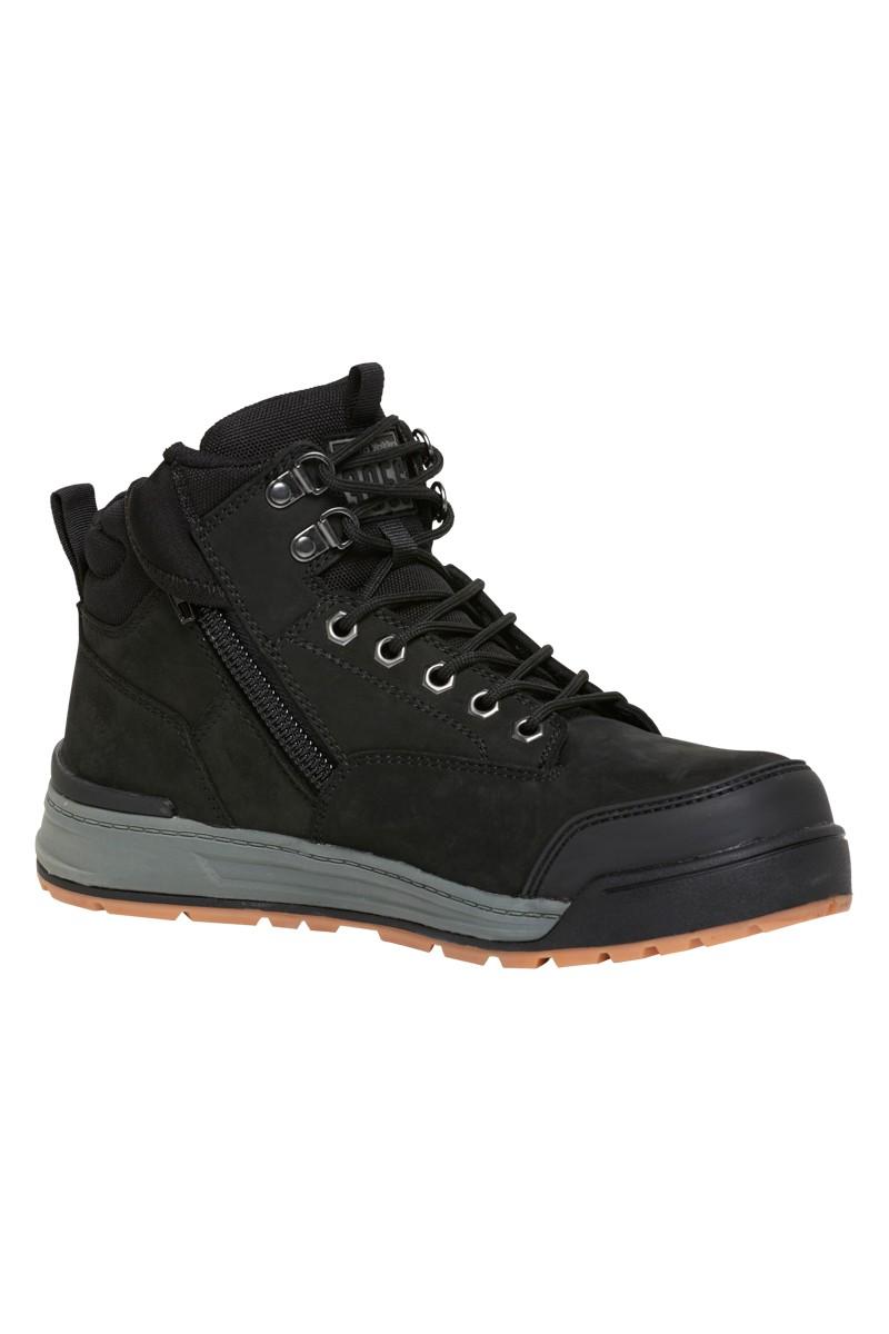 Yakka Zip Safety Boot Y60201