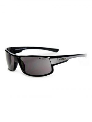 Eyres 4ever Safety Glasses Black/grey Es617