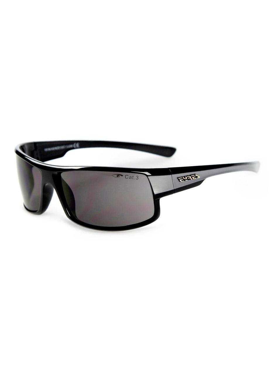Eyres 4ever Safety Glasses Black/grey Es617
