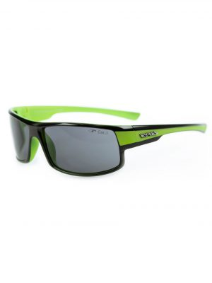 Eyres 4ever Safety Glasses Green/black Es617