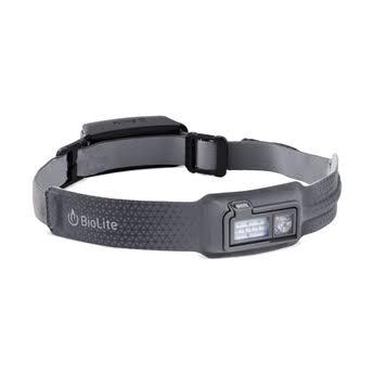 Biolite headlamp grey