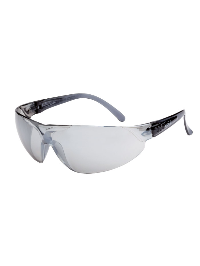 Bolle blade safety glasses silver 1668203