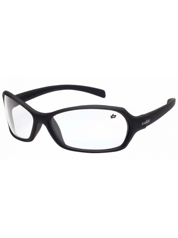 Bolle Hurricane Safety Glasses Clear 1662201