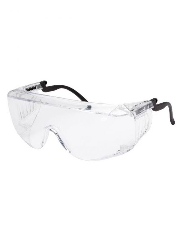 Bolle Override Safety Glasses Clear 1650515