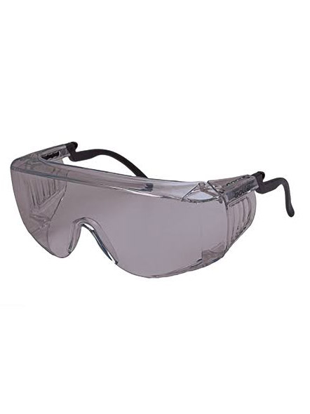 Bolle Override Safety Glasses Smoke 1650516