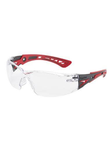 Bolle Rush Plus Safety Glasses Clear 1662301
