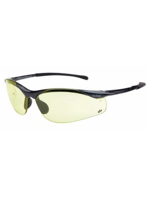 Bolle Sidewinder Safety Glasses Amber 1615503