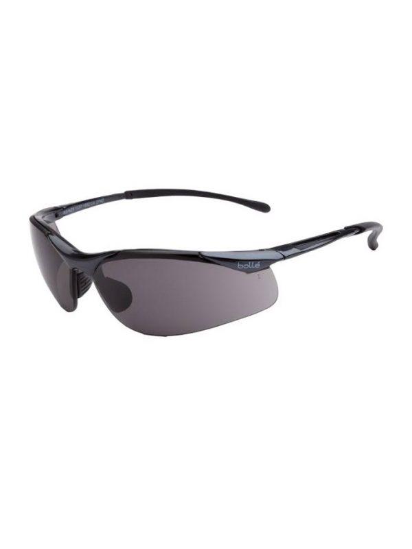 Bolle Sidewinder Safety Glasses Smoke 1615502