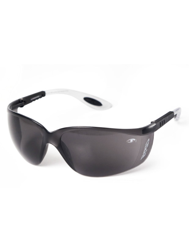Eyres Mine Safety Glasses Smoke Es313
