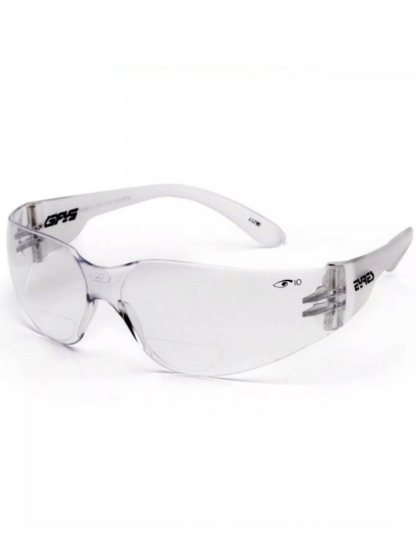 Eyres Readers 1.5+ Clear Safety Es312r