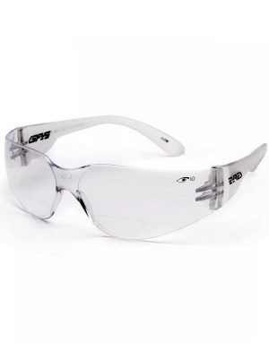 Eyres Readers 2.5+ Clear Safety Es312r