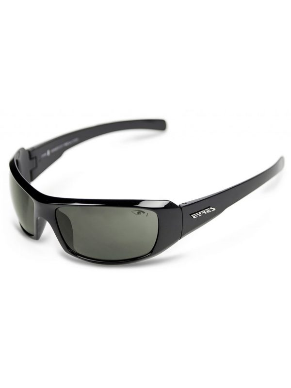 Eyres Thunder Polarised Safety Glasses Smoke Es620s1pg