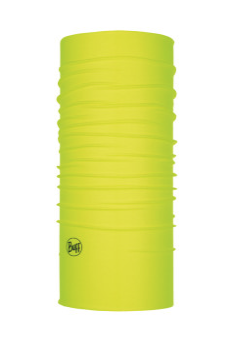 Buff Coolnet UV + Face Sock Fluro Yellow