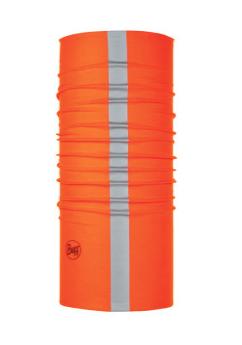 Buff Coolnet UV + Face Sock Orange Reflective