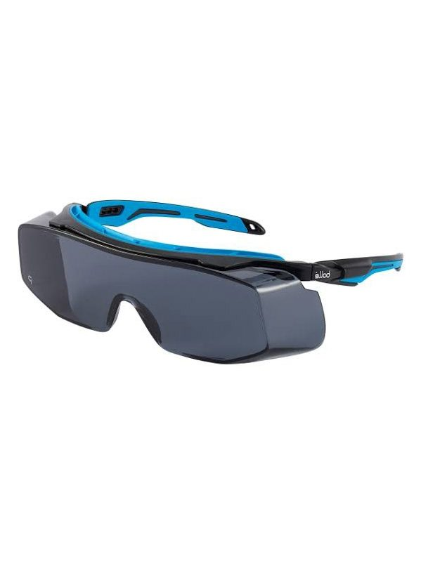 Bolle Tryon Otg Safety Glasses Smoke Tryotgpsf