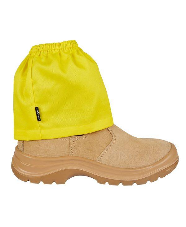 Jbs Wear Overboot Covers 9EAP Yellow