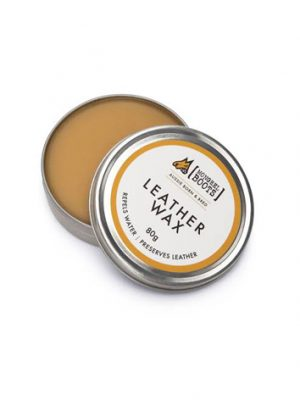 Mongrel Boots Leather Wax 80g