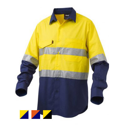 K54880 kinggee ripstop shirt
