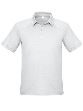 Fashion Biz Profile Polo White